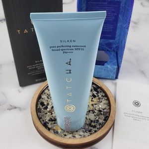 ⭐️ Tatcha Silken Pore Perfecting Sunscreen